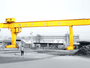 L-5 ~ 50 / 10t single-beam gantry crane hook